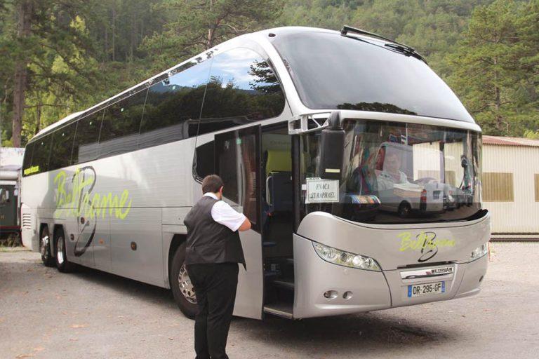 Accueil bus