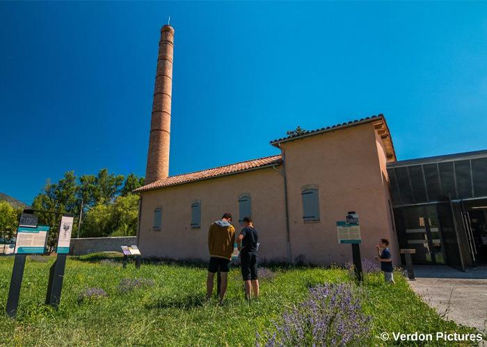 Musée de la Distillerie de Lavande de Barrême