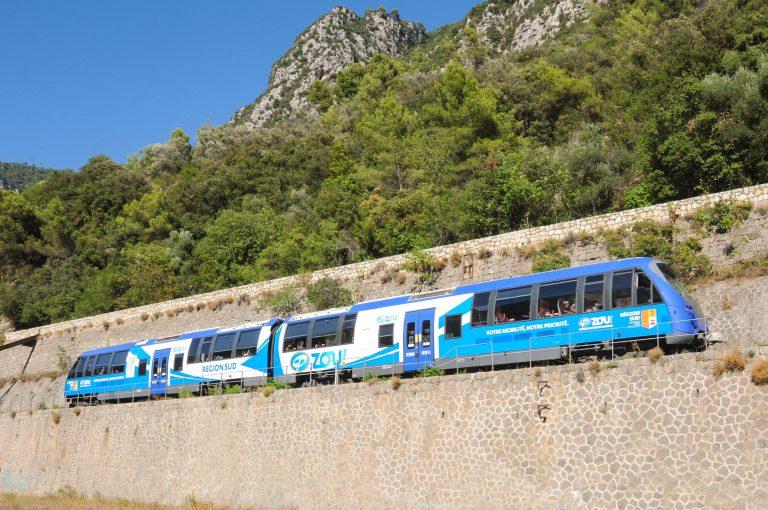 Autorail des Chemins de Fer de Provence