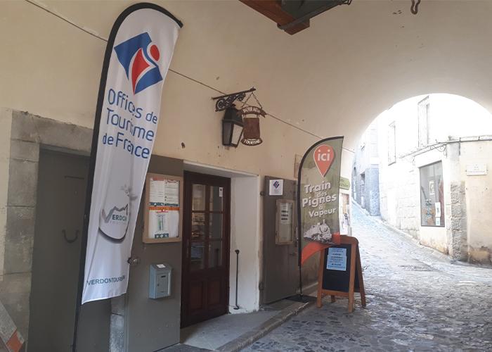 Verdon Tourisme - Entrevaux